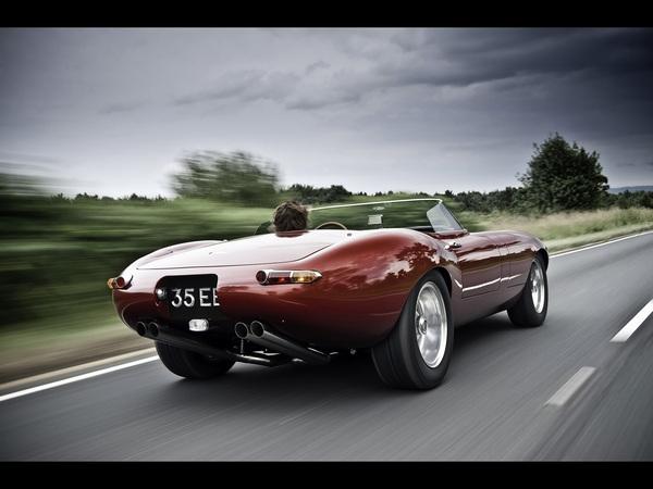 Eagle Jaguar E-Type Speedster: unique