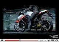 Vidéo Moto : Kawasaki Z1000 2010, le film promotionnel