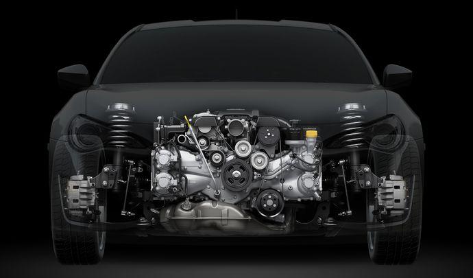 La future Toyota GT86 pourrait avoir un plus gros moteur