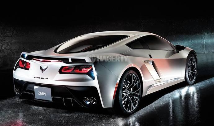 La Chevrolet Corvette C8 confirmée avec un moteur central