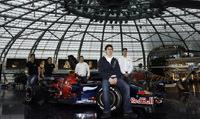 Red Bull Junior Team 2009: 9 élus dont un Français