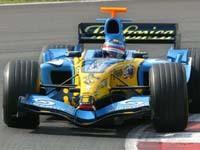 Renault domine les essais privés de Valence