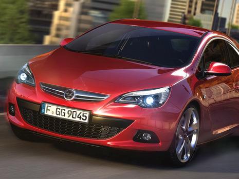 L'Opel Astra GTC commercialisée aux Etats-Unis sous la marque Buick?