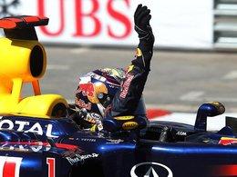 F1 Monaco : Vettel de peu