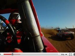 Trophy Trucks : de la glisse, des sauts, des contacts fréquents sur fond de V8
