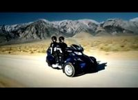 Vidéo Moto : Can Am Spyder RT 2010, le film promotionnel