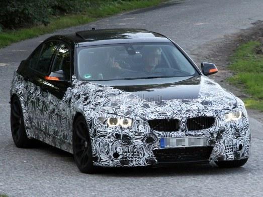 Nouvelle BMW M3 : présente à Genève l'an prochain sous la forme d'un concept
