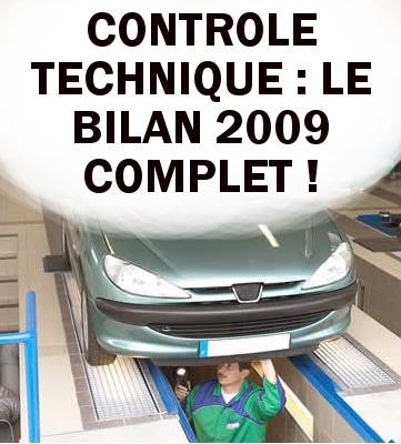 exclusif contr le technique 2009 tous les r sultats 530 voitures class es dont la v tre. Black Bedroom Furniture Sets. Home Design Ideas