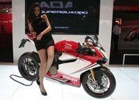 En direct du salon de Milan 2011 : Ducati 1199 Panigale : bellissima