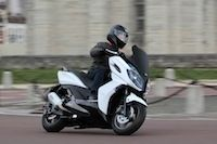 Essai Kymco K-XCT 125 Sport : les ventes enfin relancées ?