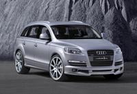 Audi Q7 par Nothelle, une nouvelle version du SUV d'Audi.