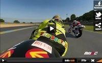 Jeu vidéo: MotoGP'14... en vidéo