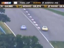 Nascar-Watkins Glen: Incroyable victoire d'Ambrose !