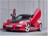 Porsche 911 Speedart