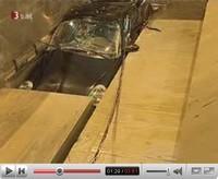 La vidéo du jour : Porsche 997 détruite… oh les cons !!!