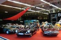 Rétromobile 2009 : tour d'horizon en 40 photos