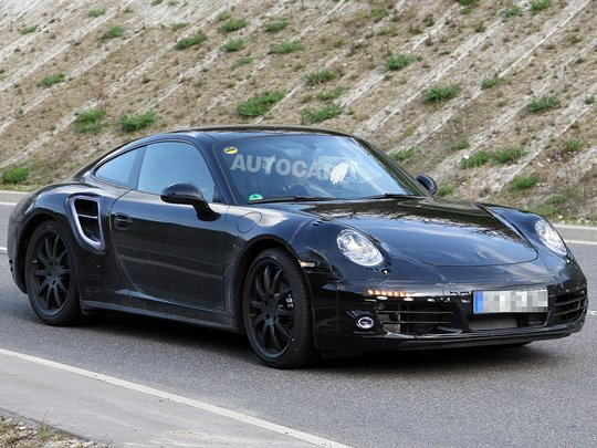 Porsche rejette l'idée d'une 911 hybride