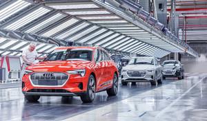 Audi pourrait acheter ses batteries chez le géant chinois BYD