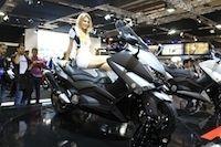 En direct du salon de Milan 2011 : Yamaha T-Max 530 cm3
