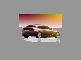 Mondial Paris 2012 : BMW Série3 GT Concept