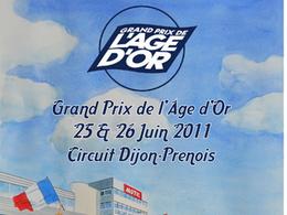 Jaguar à l'honneur au Grand Prix de l'Âge d'Or 2011