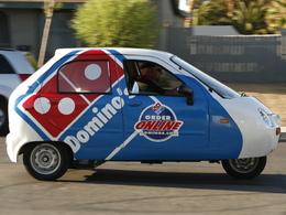 Domino's vous propose de dessiner l'ultime véhicule de livraison
