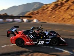 Toyota : nouveau record électrique à Pikes Peak