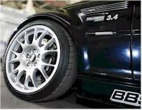 BMW M3 Kelleners, 404 chevaux de brutalité