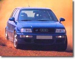 Audi 80 Avant RS2 : le break selon Porsche