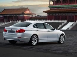 BMW obligé de diminuer la production en Chine pour réduire les stocks