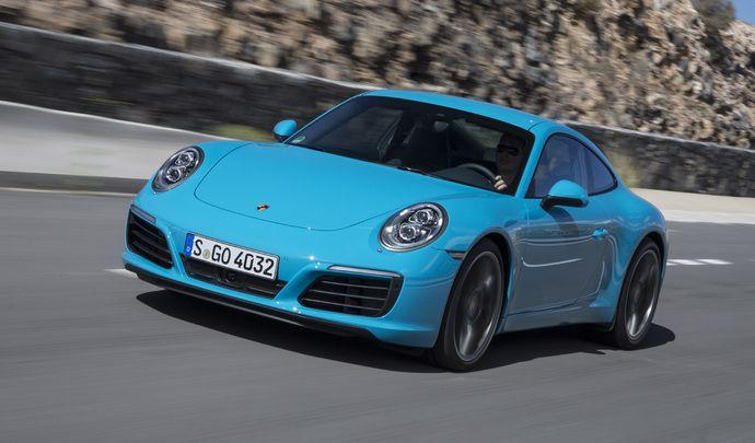 Porsche: encore plus de chevaux pour la 911