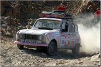 Le 4L Trophy, un Rallye-Raid humanitaire