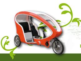 Des vélos-taxis circulent dans la Ville de Montpellier