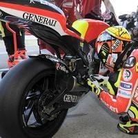 Moto GP - Test 2012: Ducati fait tourner une moto expérimentale à Valence