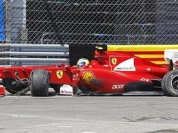 Felipe Massa en veut à Lewis Hamilton