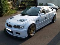 BMW M3 CSL E46 V10 by Bremgo : 550 ch, 340 km/h et 4 s !