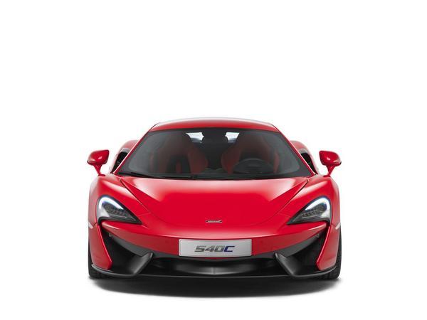 McLaren dévoile le tarif français de la 540C