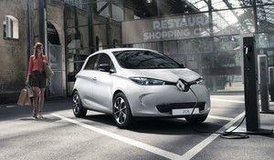 Électriques: chez Renault, plus de 9 clients sur 10 louent la batterie