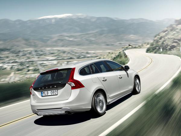 Officielle et en vidéo - Voici la nouvelle Volvo V60