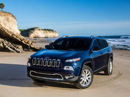 Le nouveau Jeep Cherokee démarre bien