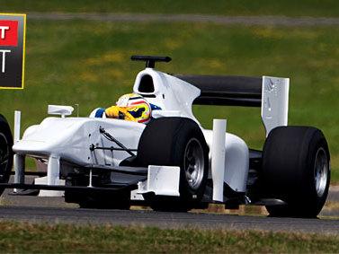 GP2 - La nouvelle monoplace, pour 2011, surprise