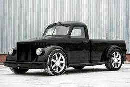 Gaz 51 V8 Cadillac, un projet délirant !