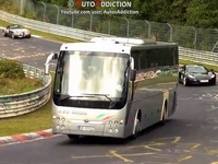 Nürburgring : Crash, fail et bizarreries