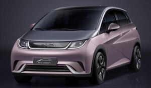 Salon de Shanghai 2021 : une nouvelle électrique à 1000 km d'autonomie
