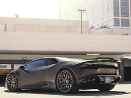 La Lamborghini Huracan devient furtive avec GMG Racing