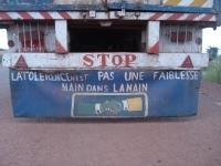 Partons à la découverte des routiers philosophes maliens...