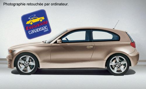 Exclusif : Voici la future BMW Série1