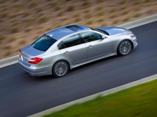 Hyundai développe une concurrente à la BMW Série 3