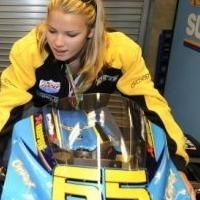Moto GP - Suzuki: Elena, 16 ans, pilotera la Moto GP