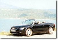 Essai - Audi A4 cabriolet : classique et classe
